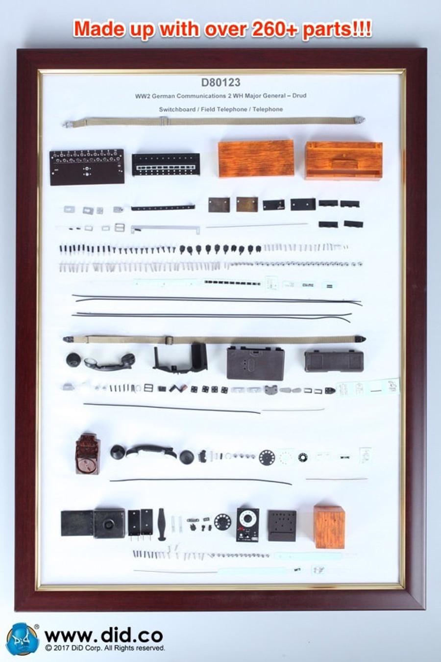 DID - WWII German Communications 2 - Drud