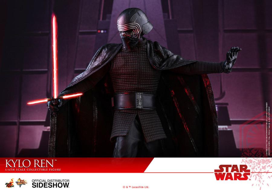 Hot Toys - Star Wars: The Last Jedi - Movie Masterpiece Series - Kylo Ren