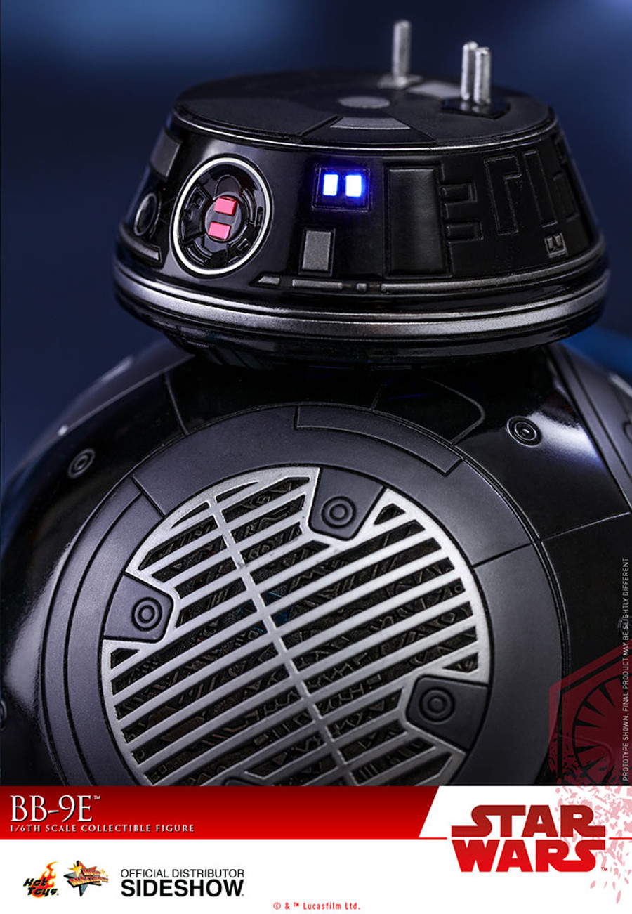Hot Toys - Star Wars: The Last Jedi - Movie Masterpiece Series - BB-9E