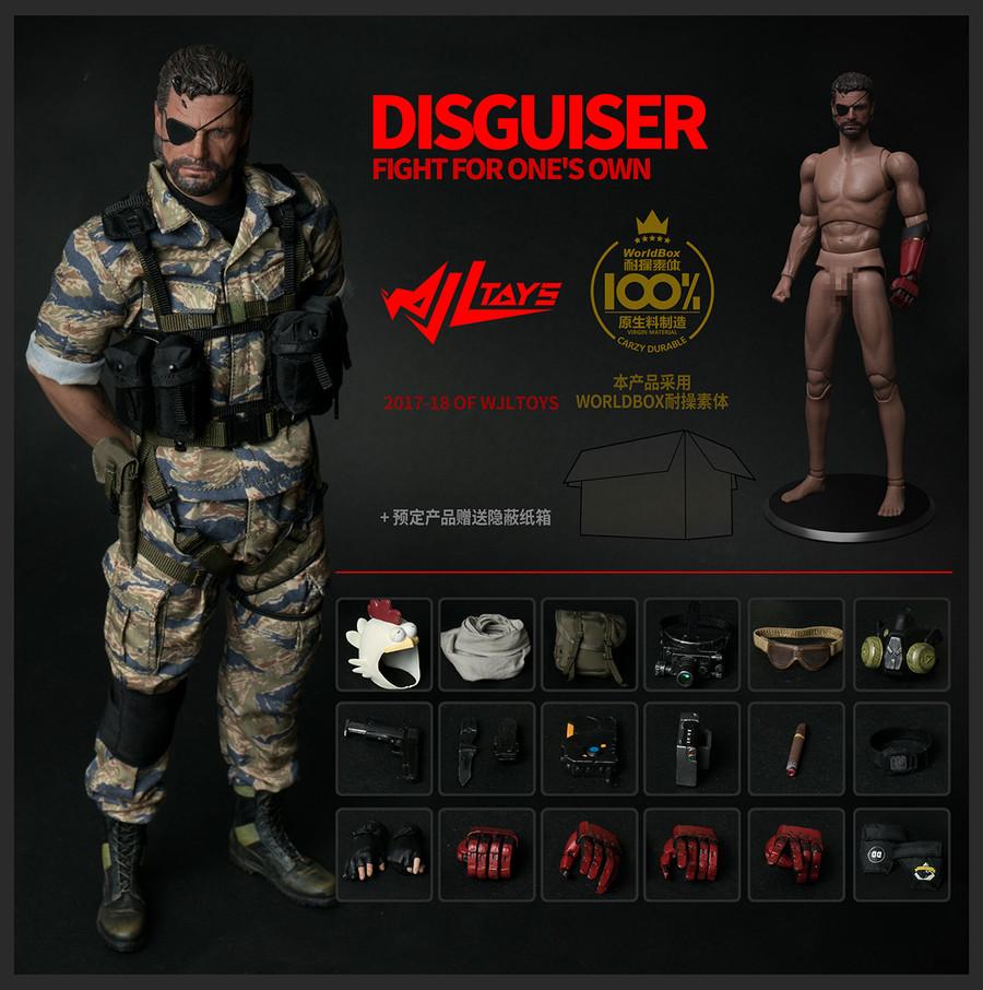WJL Toys - Disguiser
