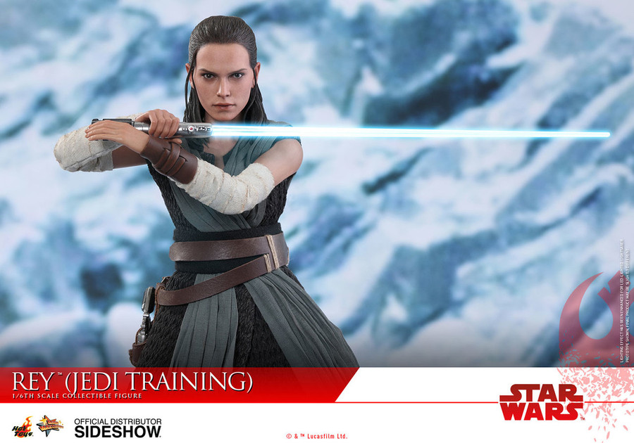 Hot Toys - Star Wars: The Last Jedi - Rey Jedi Training