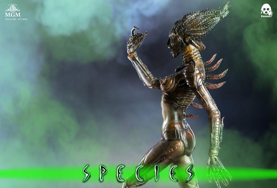 ThreeA - Species - Sil
