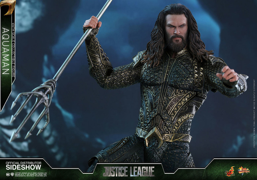 Hot Toys - Justice League: Aquaman