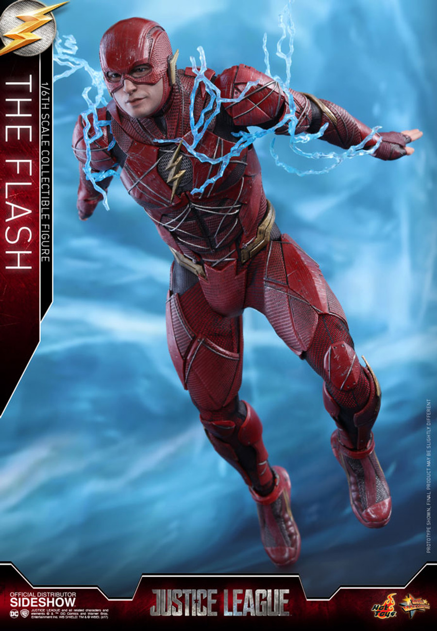 Hot Toys - Justice League: The Flash