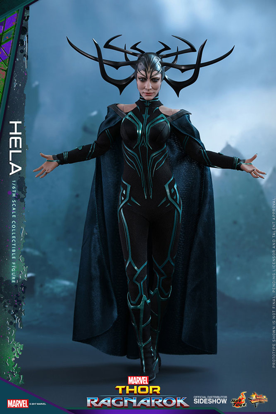 Hot Toys - Thor: Ragnarok - Hela