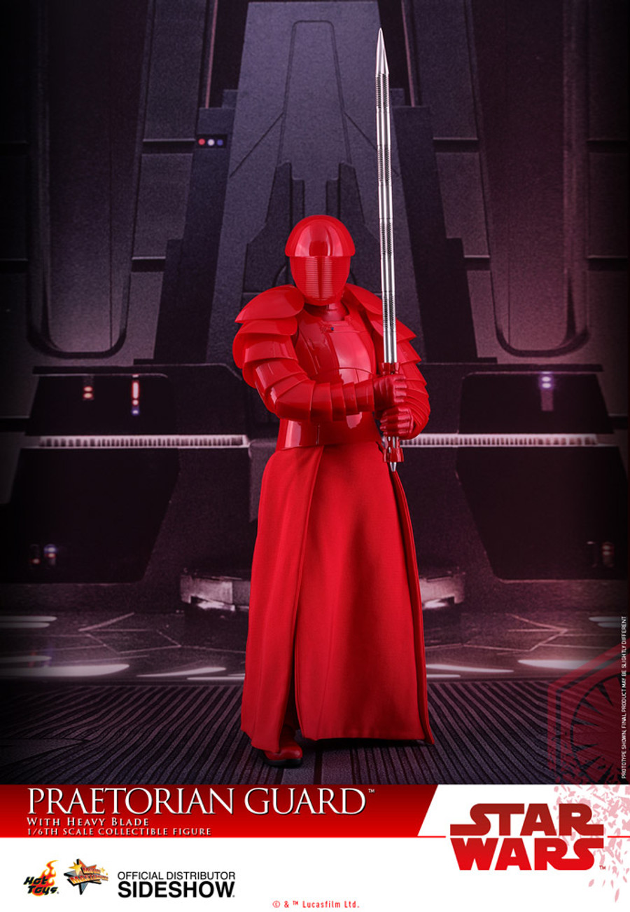 Hot Toys - Star Wars: The Last Jedi - Praetorian Guard with Heavy Blade