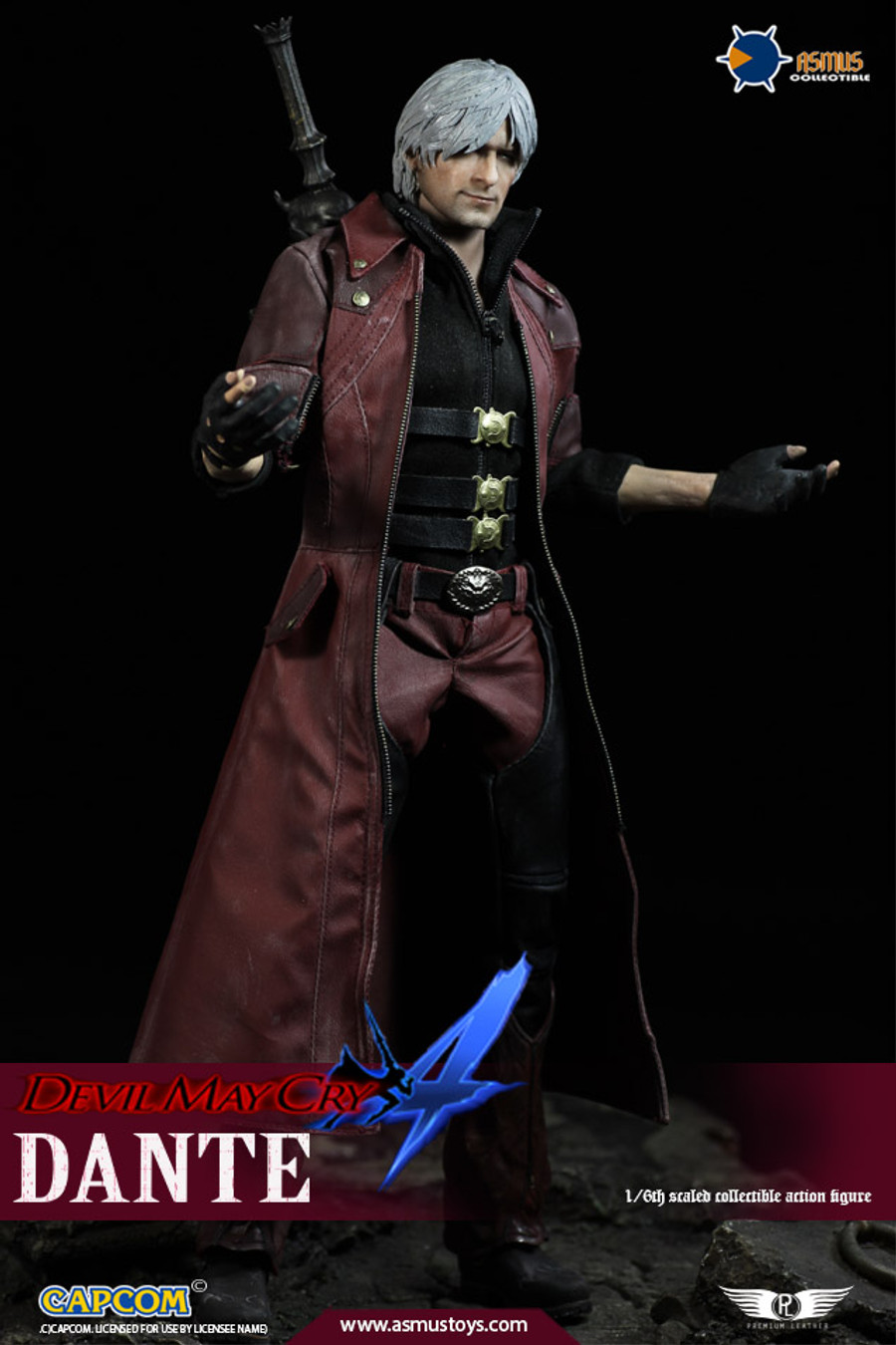 Asmus Toys - The Devil May Cry Series: The Dante