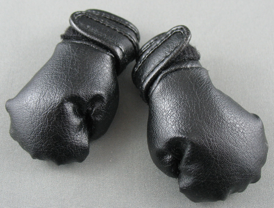 Crazy Owners - Boxing Gloves - Black