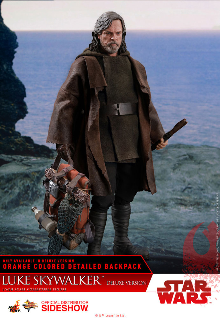 Hot Toys - Star Wars: The Last Jedi - Luke Skywalker Deluxe Version