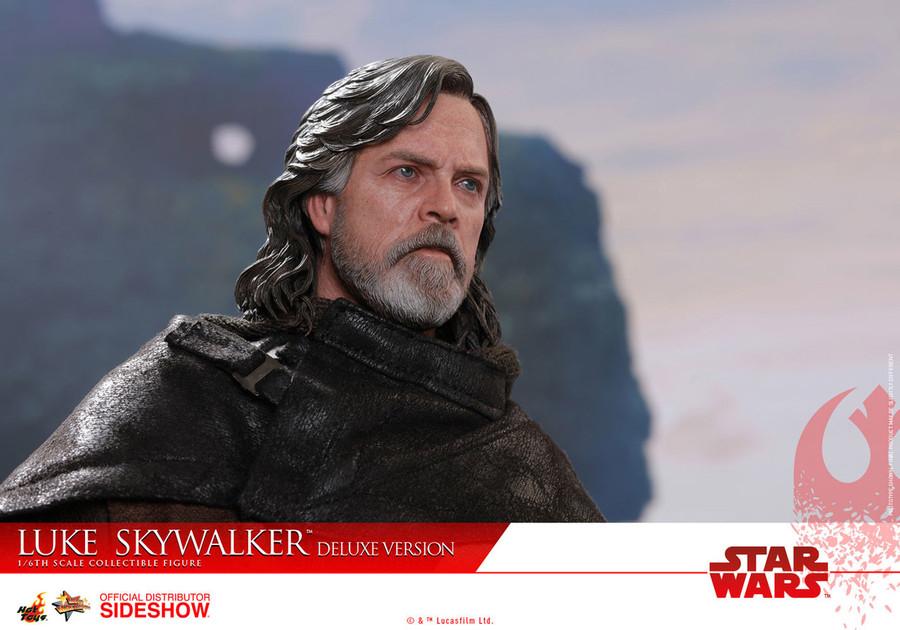 Hot Toys - Star Wars: The Last Jedi - Luke Skywalker Deluxe Version