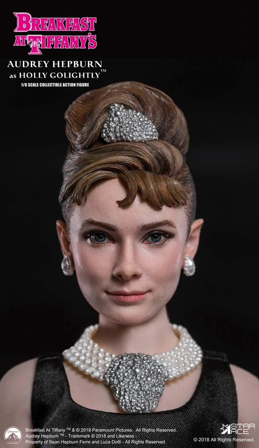 Star Ace - Audrey Hepburn as Holly Golightly Deluxe Version