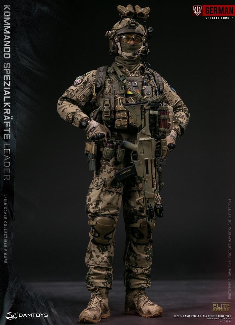 Dam Toys - KSK Kommando Spezialkräfte - Leader