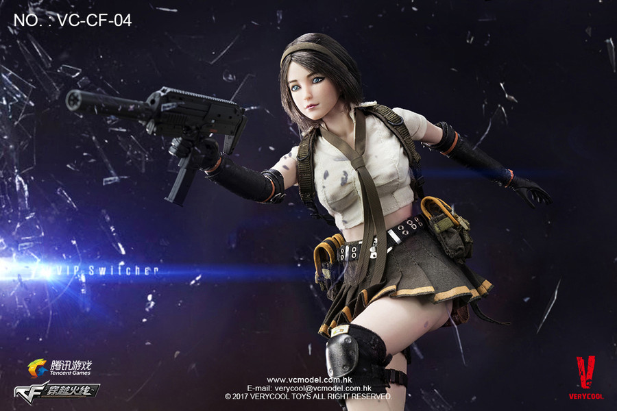 Very Cool - Cross Fire: Double Agent Zero