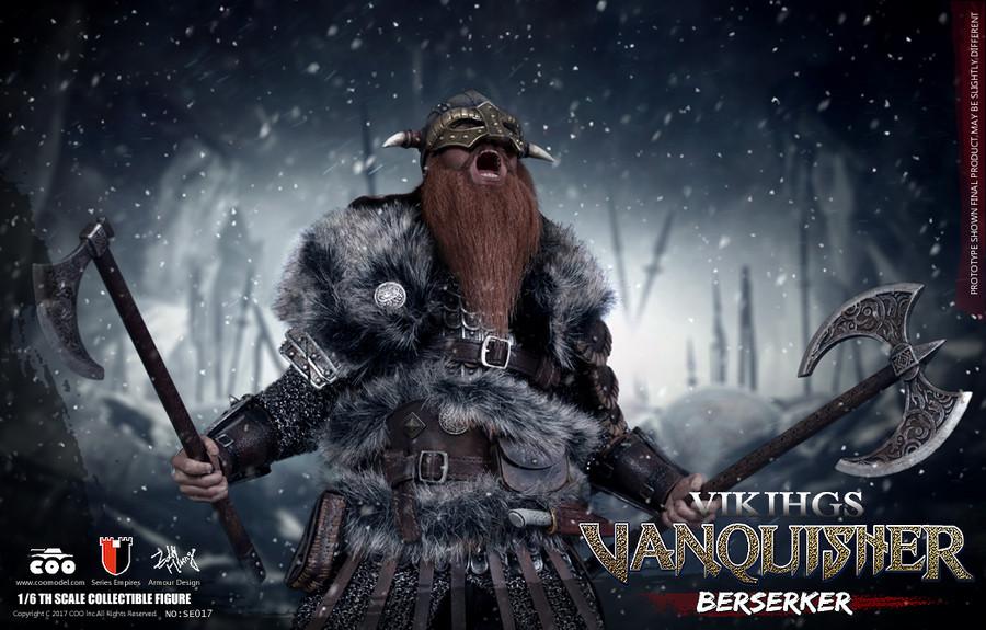 COO Model - Viking Vanquisher Beserker