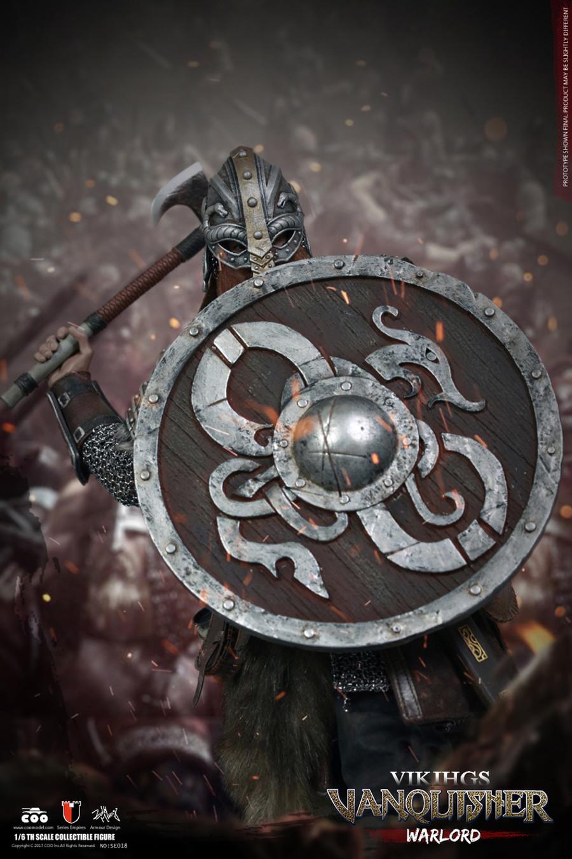 COO Model - Viking Vanquisher Warlord