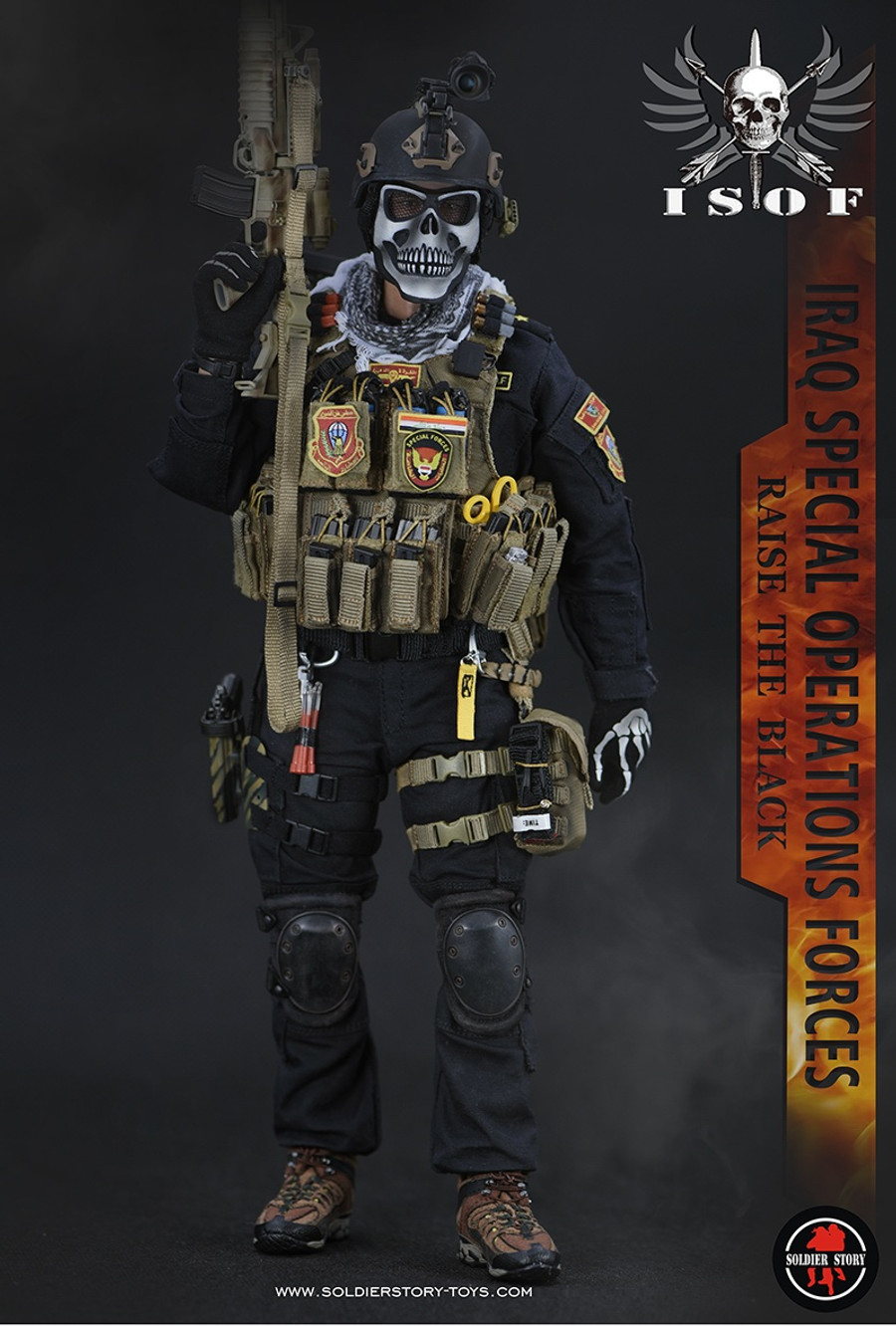 """Soldier Story - Iraq Special Operations Forces """"ISOF"""""""