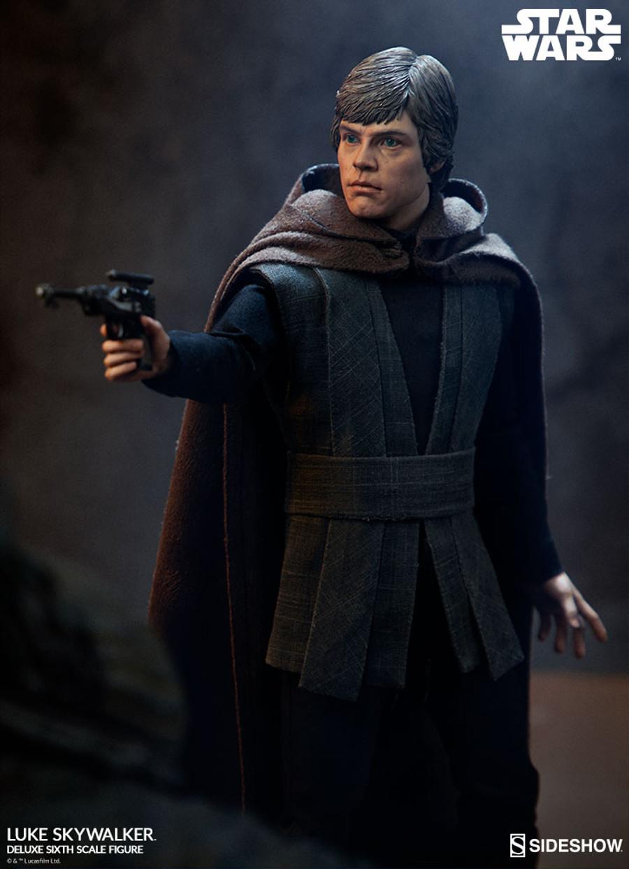 Sideshow - Star Wars Episode VI: Return of the Jedi - Luke Skywalker Deluxe