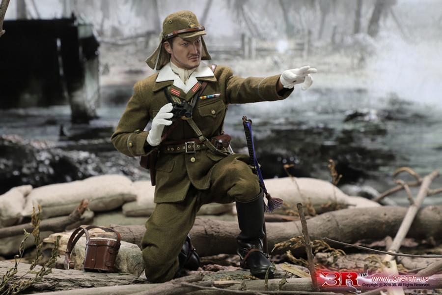 DID - IJA 32nd Army 24th Division - First Lieutenant Sachio Eto