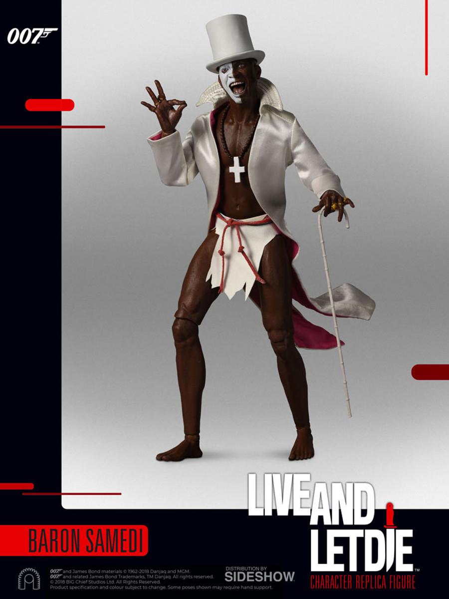 BIG Chief Studios - Live and Let Die: Baron Samedi