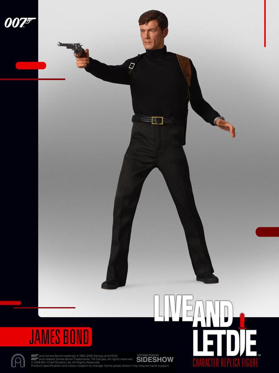 BIG Chief Studios - Live and Let Die: James Bond
