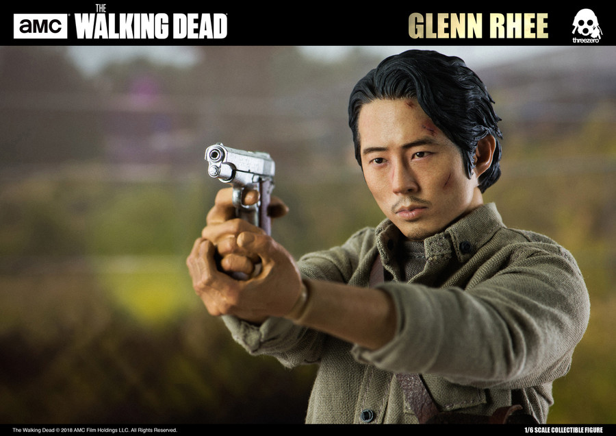 Threezero - The Walking Dead - Glen Rhee Standard Version