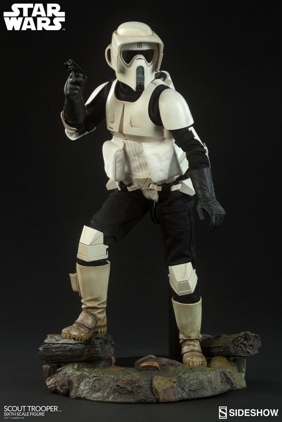 Sideshow - Star Wars Episode VI: Return of the Jedi - Scout Trooper