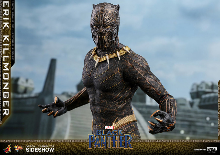 Hot Toys - Black Panther: Erik Killmonger