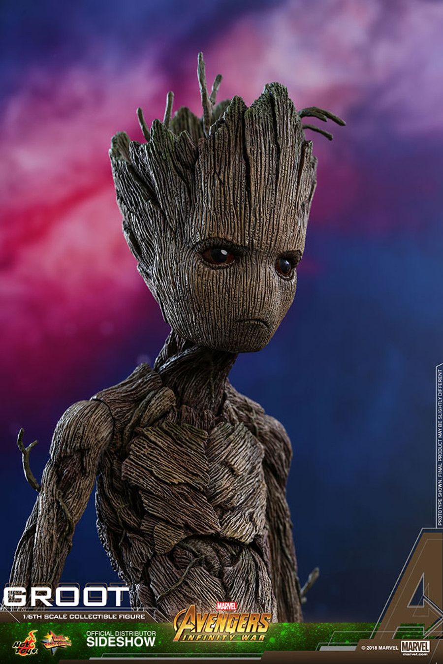 Hot Toys - Avengers: Infinity War - Groot