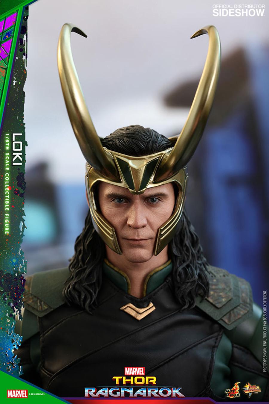 Hot Toys - Thor: Ragnarok - Loki