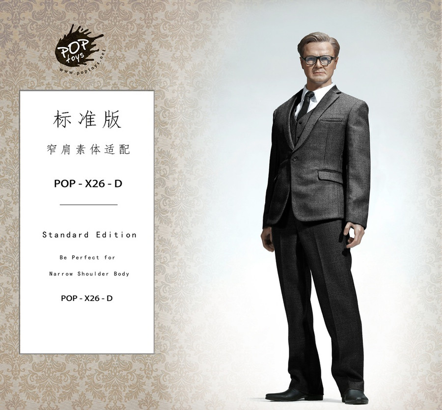 Pop Toys - Standard Western Style Suit