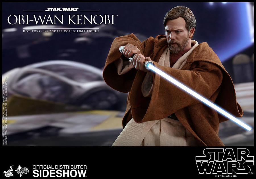 Hot Toys - Episode III: Revenge of the Sith - Obi-Wan Kenobi