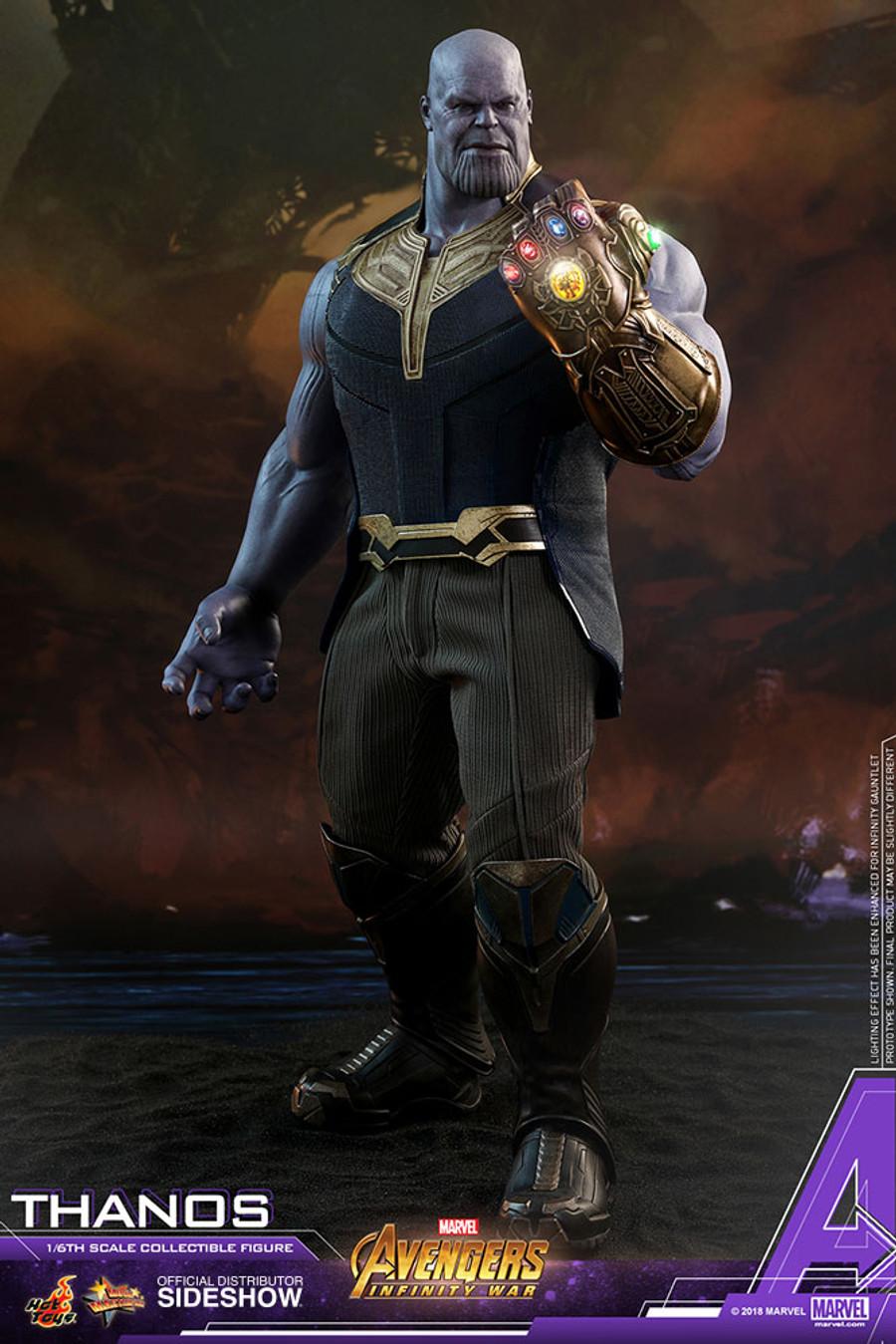 Hot Toys - Avengers: Infinity War - Thanos