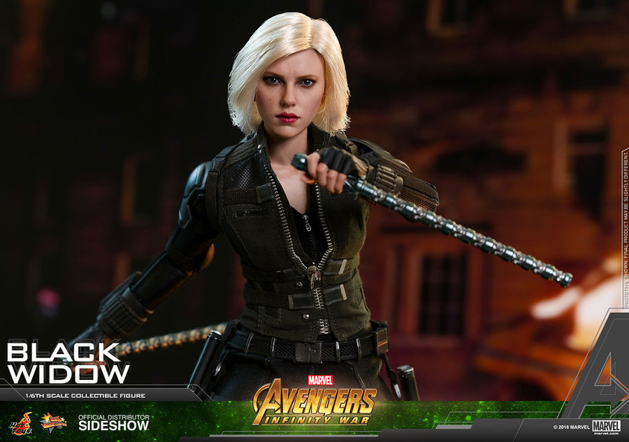 Hot Toys - Avengers: Infinity War - Black Widow