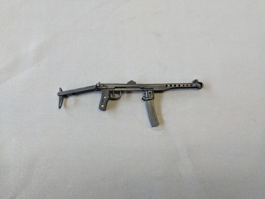 Other - WWII Weapons - Machine Guns: PPSH-43