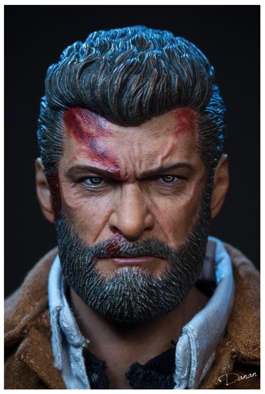 World Box - Steel Wolf Head