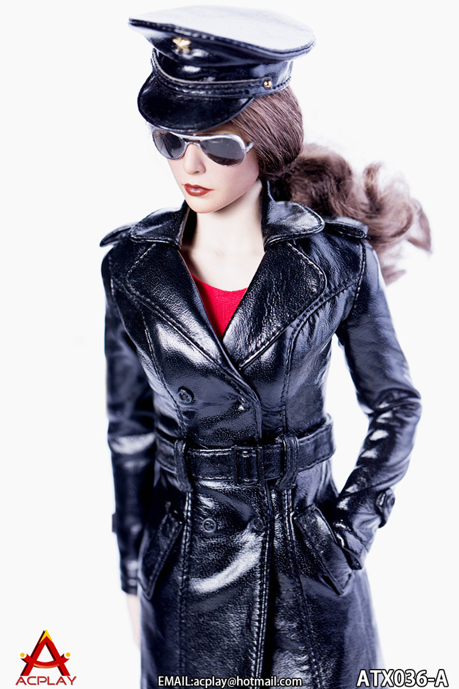 AC Play - The Queen Style Leather Suit
