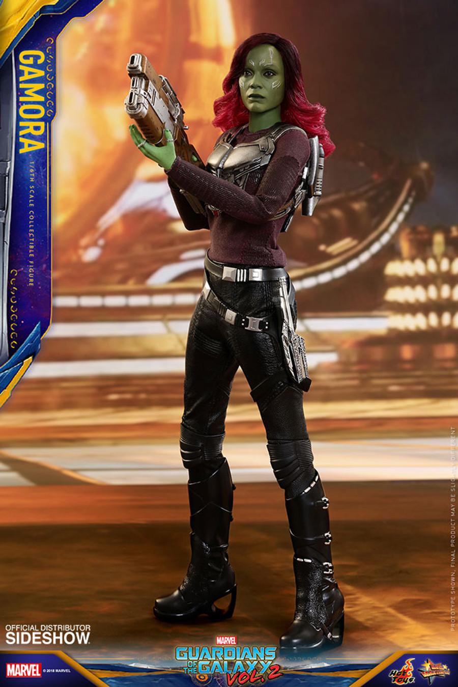 Hot Toys - Guardians of the Galaxy Vol 2 - Gamora