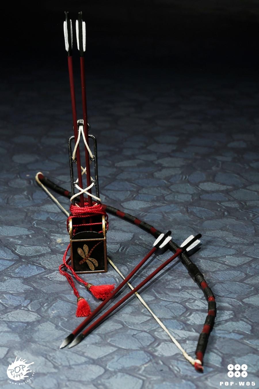 Pop Toys - Ashigaru Standard Version