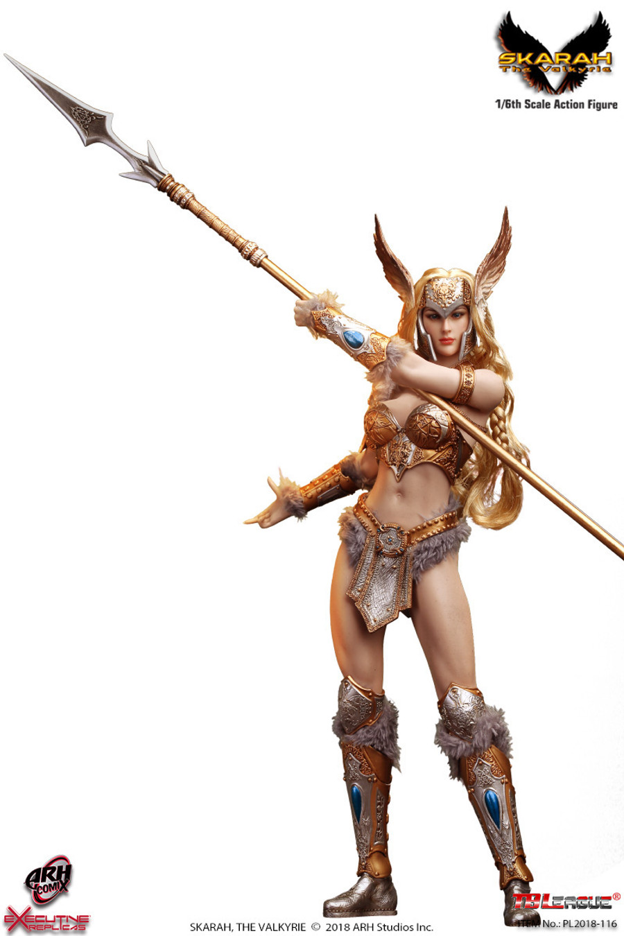 TBLeague - Skarah The Valkyrie