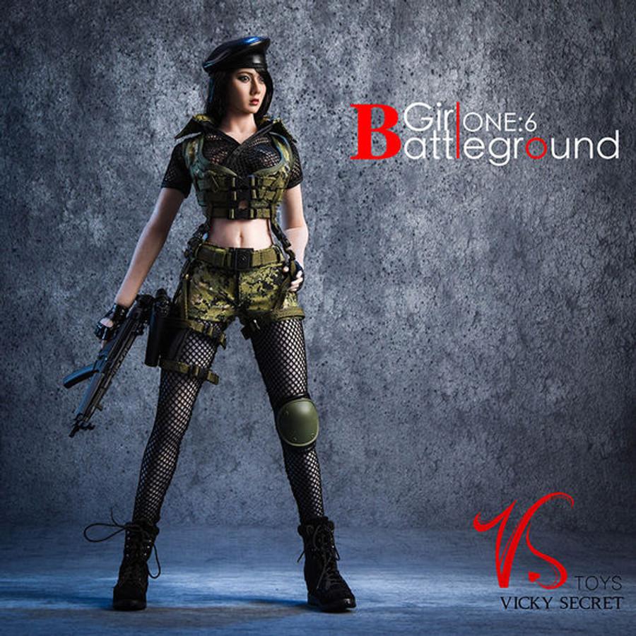 VS Toys - Battlefield Girl