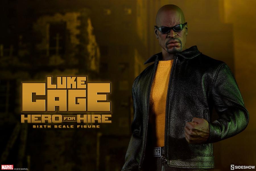 Sideshow - Luke Cage