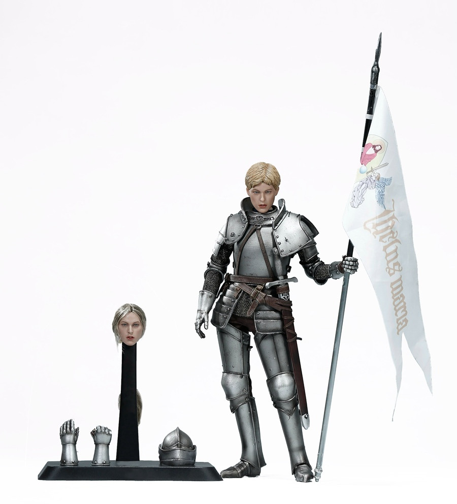 Pop Toys - Saint Knight Triumph Version