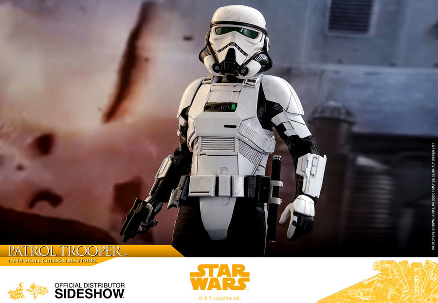 Hot Toys - Solo: A Star Wars Story - Patrol Trooper