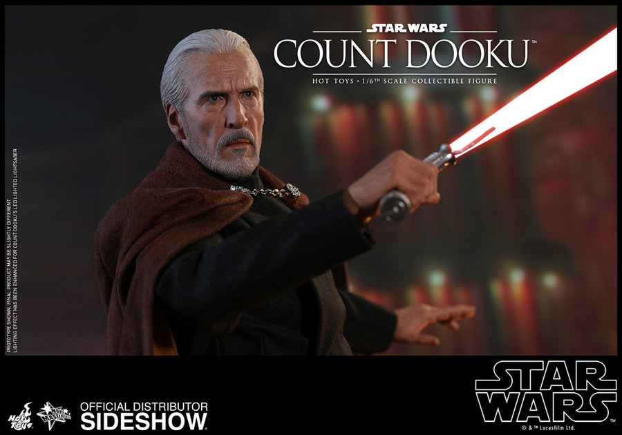 Hot Toys - Star Wars: Episode II - Attack of the Clones - Count Dooku