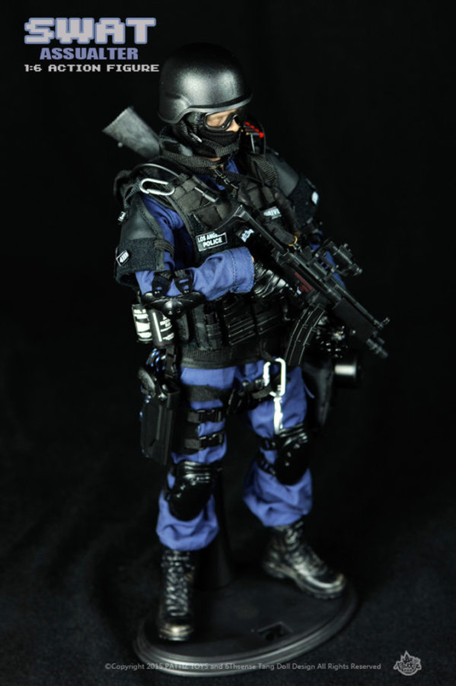 KADHOBBY - SWAT Assaulter