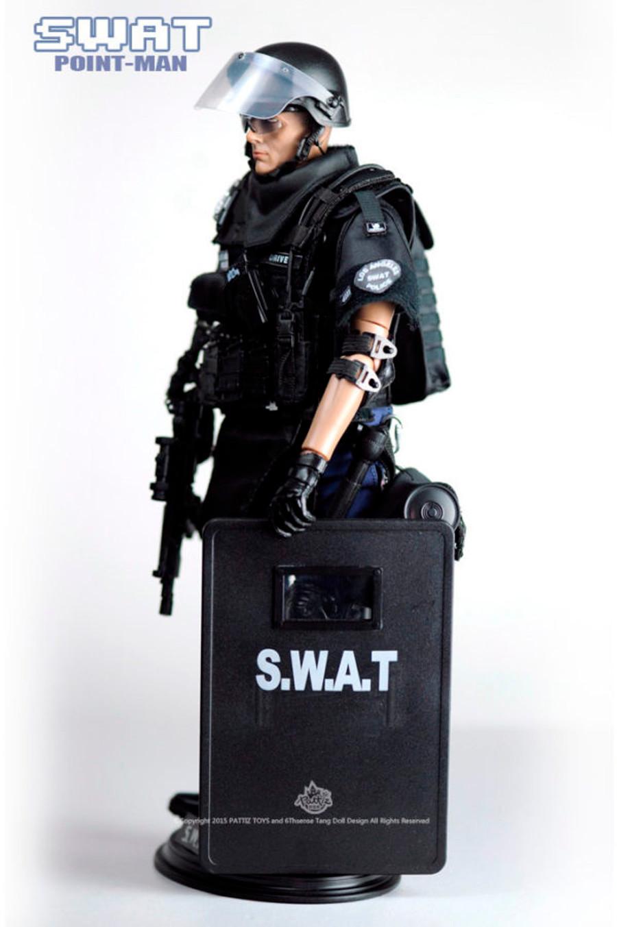 KADHOBBY - SWAT Point Man
