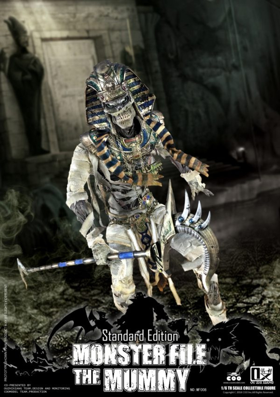 COO Model x Ouzhixiang - Mummy (Standard Edition)