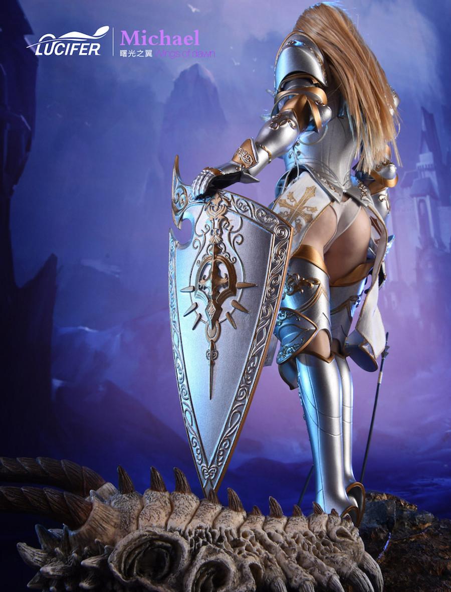 Lucifer - Wings of Dawn Swordsman Version