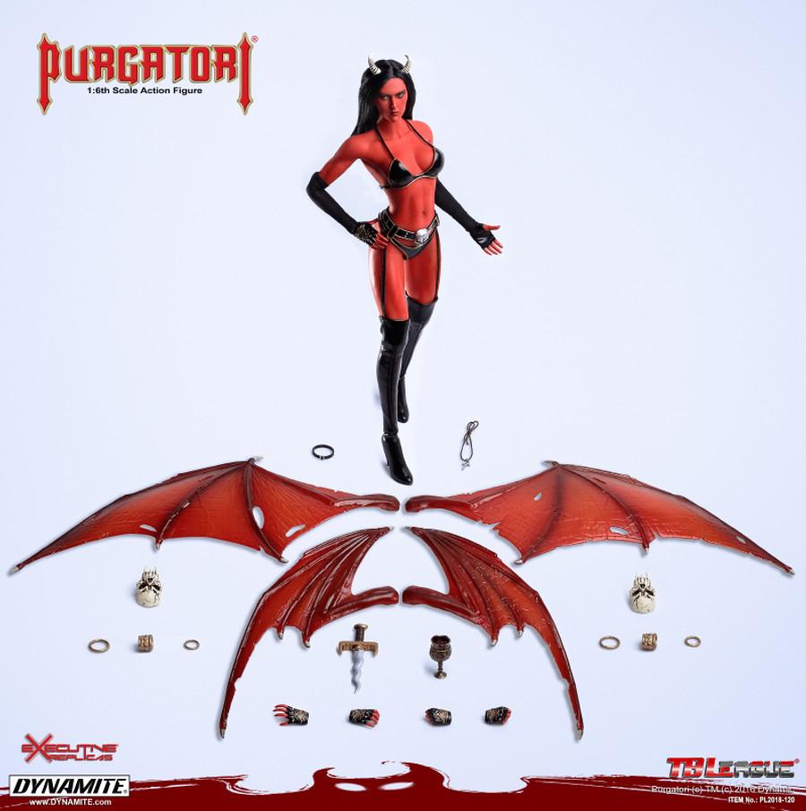 TBLeague - Purgatori