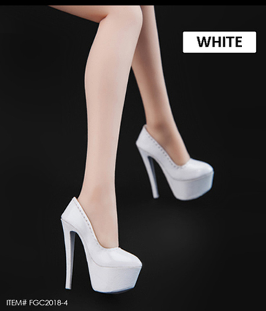 Flirty Girl - High Heel Shoes